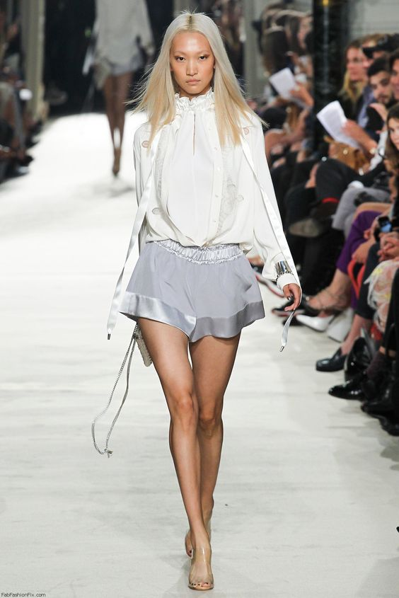 Alexis Mabille spring/summer 2015 collection - Paris fashion week