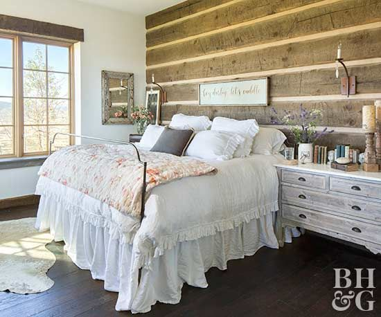 Cozy Up With These Beautiful Bedding Ideas For Every Style Cottage Style Bedrooms Bedroom Decor Cozy Modern Cottage Decor,Best Exterior House Paint Colors In India