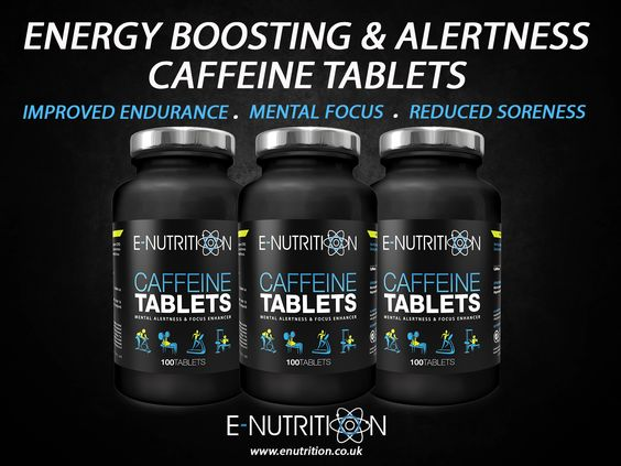 Caffeine is a central nervous system (CNS) stimulant that can help improve alertness and provide a more intense mental focus. During a work out or while playing sports caffeine helps to mobilize fat stores and encourages working muscles to use fat as fuel, thus sparing glycogen.