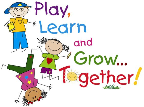 Image result for play learn and grow together