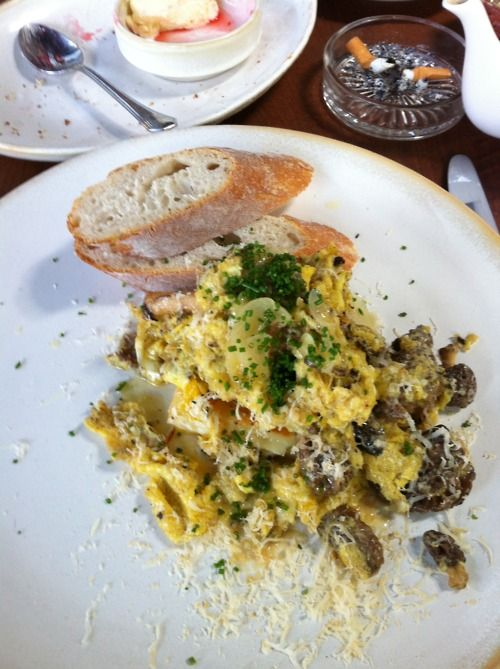 What I ate at Maximo Bistrot
