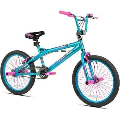 20 Girls Bike Pink Aqua Condition Is New Shipped With Usps