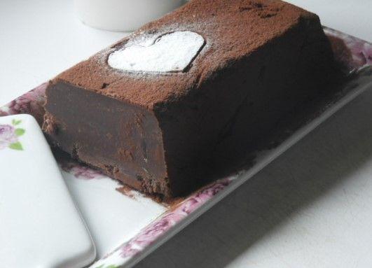 Marquise Au Chocolat Et Creme De Marrons Marquise Au Chocolat Gateau Chocolat Marron Chocolat
