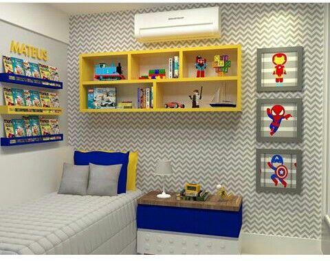 Quarto Meninos Kids Rooms Em 2019 Quartos Decoração