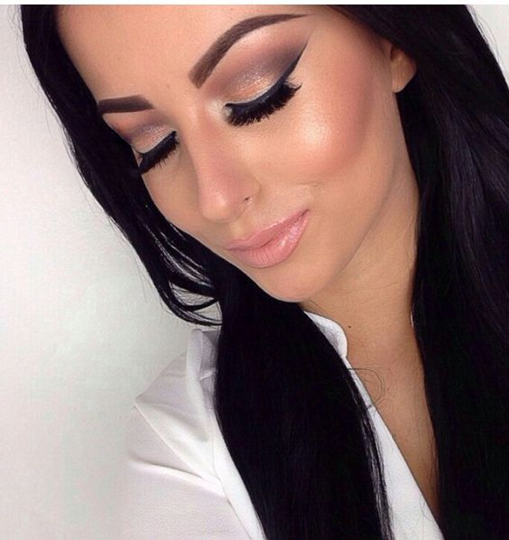 Neutral Wedding Makeup : Gallery For > Neutral Makeup Looks For Wedding