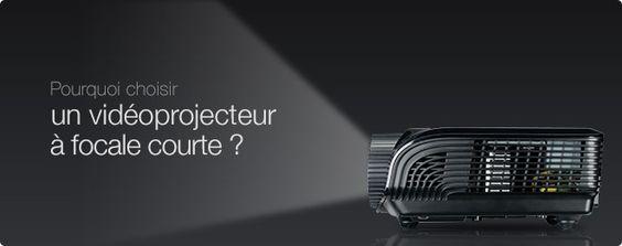 Pourquoi choisir un vidéoprojecteur à focale courte ?