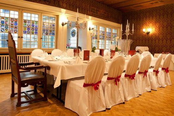 Zunfthaus zur Schneidern - Hochzeitslocation in Zürich