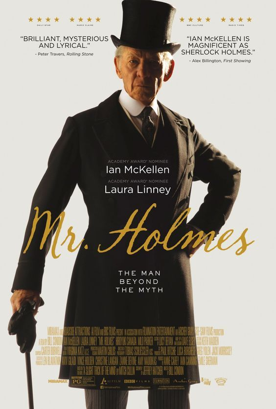 (AD Mr) Mr. Holmes | March 2016