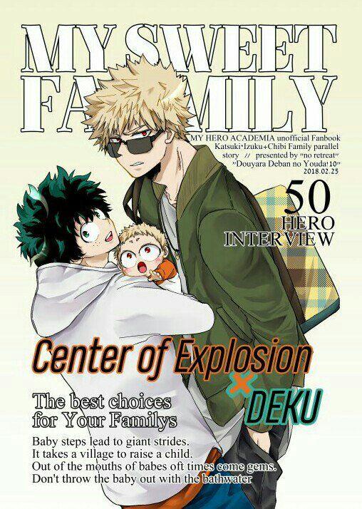 Bnha Katsudeku Baby Story My Hero Academia Episodes Kirishima My Hero Academia Hero