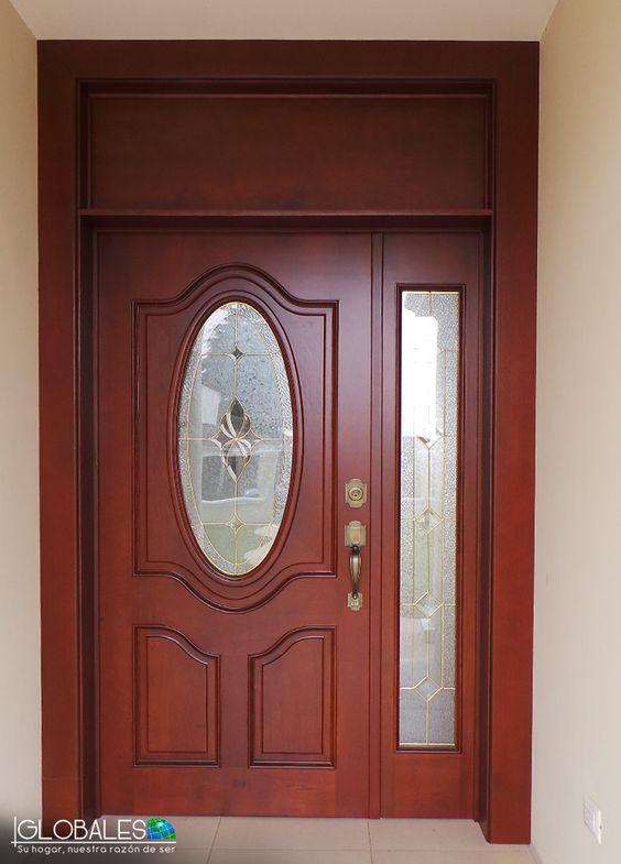 La entrada perfecta para recibir a tus invitados - Puertas de casa ...