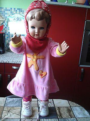 Alte Schildkröt Ursel - Puppe Nr.64