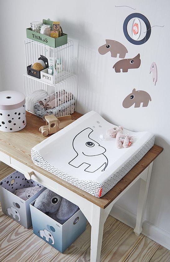 Chambre d'enfant : Done by Deer - Plumetis Magazine