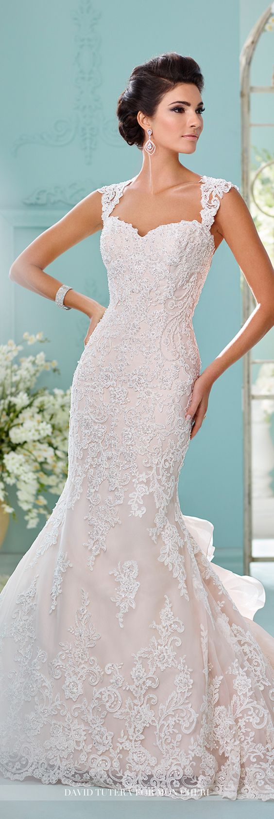 1000 ideas about queen anne neckline on pinterest for No back wedding dress