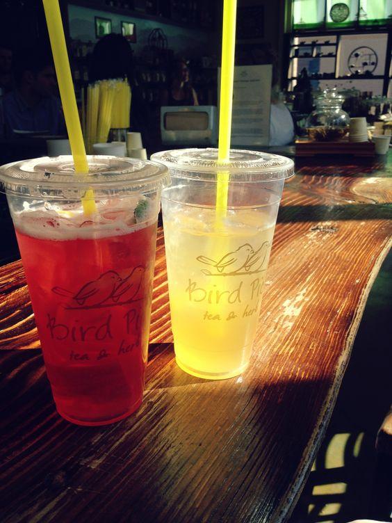 Bird Pick Tea :)