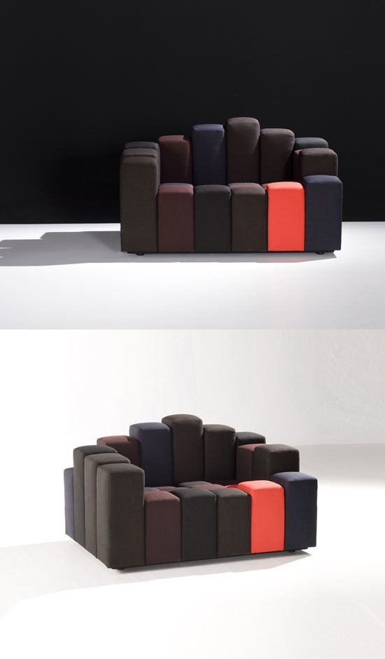 Designer mobel ron arad kunst  2RNot and D-Sofa by Ron Arad | Ron Arad | Pinterest | Ron arad