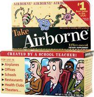 Airborne Effervescent Health Formula Orange #BacktoSchool