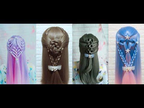 تسريحات شعر بنات أحدث تسريحات للشعر الطويل تسريحات للشعر القصير اجمل قصات الشعر أحدث تسريحات للمدرسه Youtu In 2020 Long Hair Styles Hair Styles Latest Hairstyles