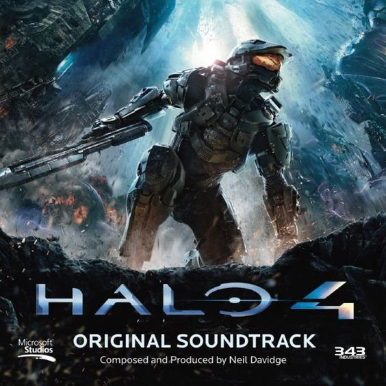 Halo 4 Soundtrack with Special Remix Album October 22