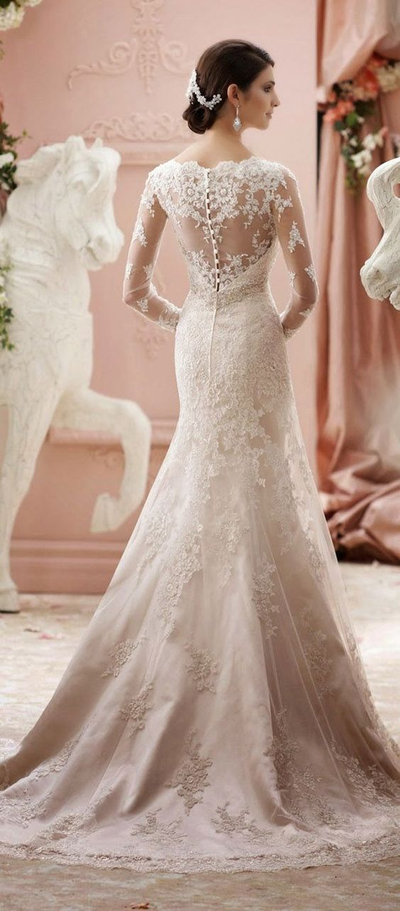 modern and classics Wedding Dresses