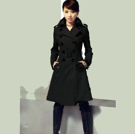 free ship rivet black Slim Fit Jackets women&39s jacket woman