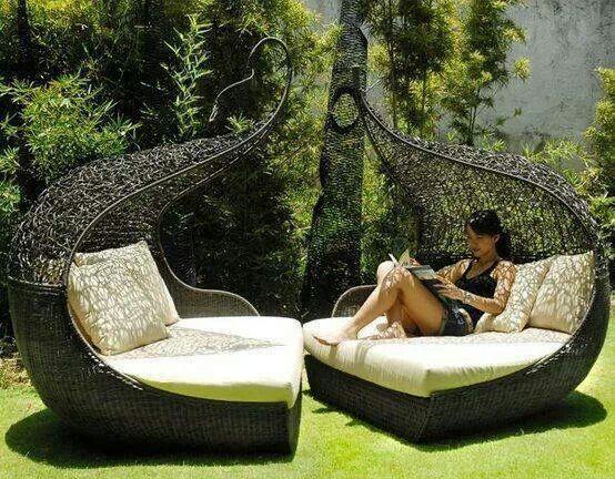 Unorthodox chair? ;)))