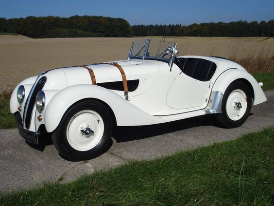 BMW 328 - BMW 328 Roadster 1937