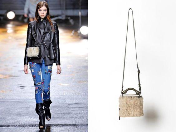Small Zip Crossbody #bag  3.1 Phillip Lim