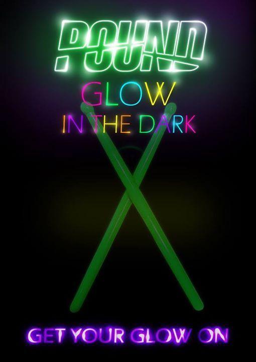 Glow Pound Party Pound Workout Rockout Workout Memes Zumba Workout Quotes