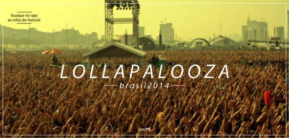 Quem vai? Os ingressos do maior festival no Brasil já estão à venda.