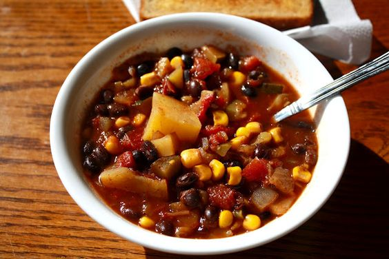 ... Sweet Potato Chili | Crock Pot | Pinterest | Sweet Potato Chili, Chili