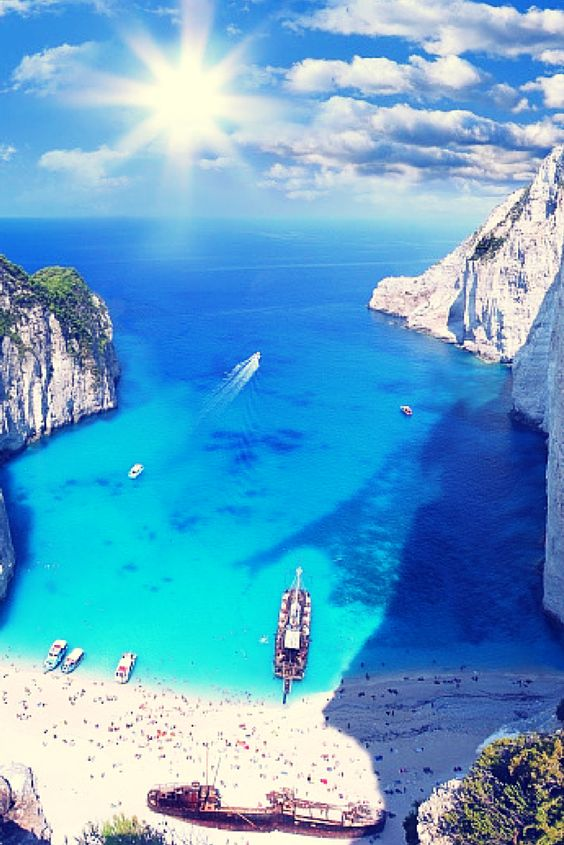 Greece, Greece Travel And Travel Guide On Pinterest