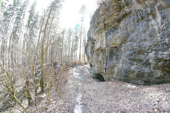 Ein beliebtes Ausflugsziel bei #München zum #Wandern und #Bouldern, der Klettergarten in Baierbrunn