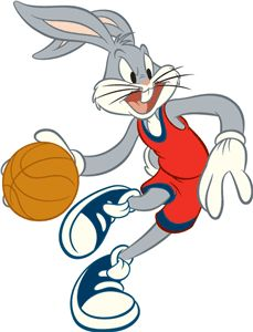Bugs Bunny Looney Tunes Phreek Pinterest Bunnies Basketball And