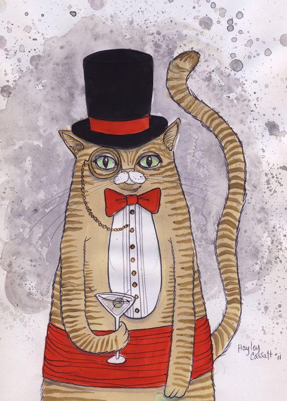ilustración de Hayley Cassat