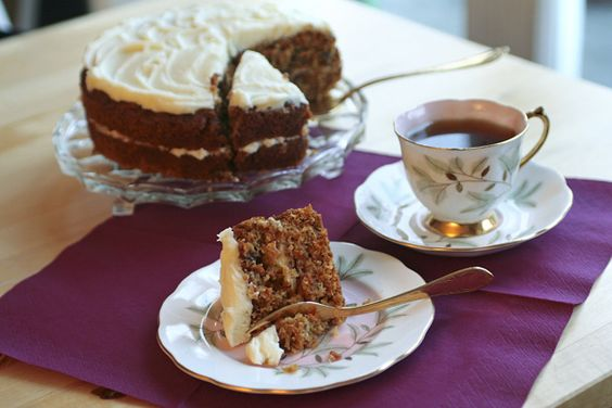 Pret Carrot Cake Recipe