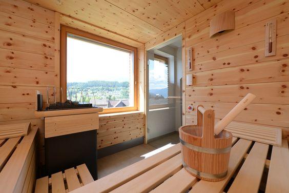 Relax finnische blockhaus sauna studio markunpoika  Best Schlichtes Sauna Design Holz Seeblick Gallery - House Design ...