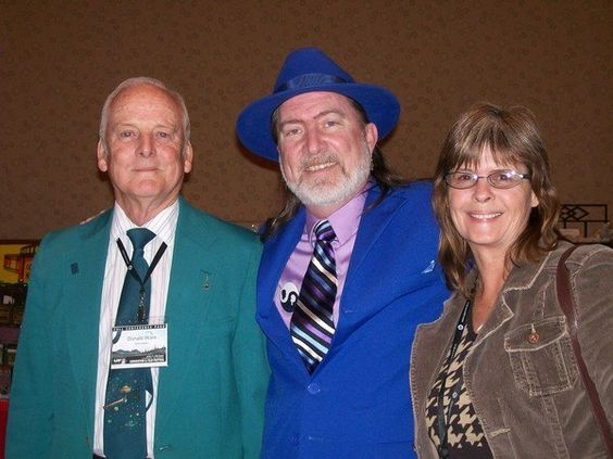 From 2011... Don Ware, Zendor and Cyndi Lepori.