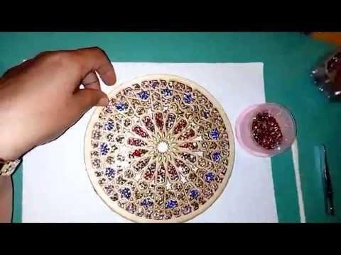 Easy Diy خشب مزخرف بالليزر ديكور سهل و بسيط بورق جيلاتين Youtube Youtube Art Decorative Plates Diy Kitchen