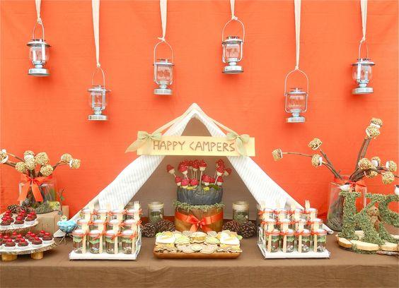 Buffet Ideas: Wedding Idea, Cubscout, Party Idea, Party Theme