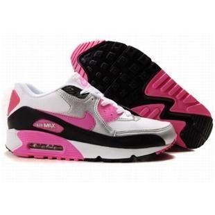 nike run free 4 - http://www.asneakers4u.com/ 309298 032 Nike Air Max 90 White Pink ...