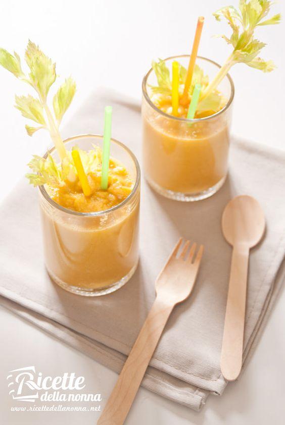 smoothie di verdura