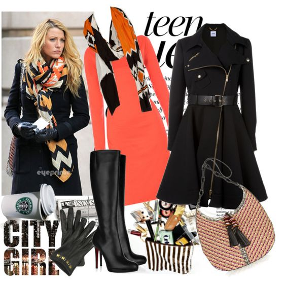Blake Lively, created by mandysol on Polyvore