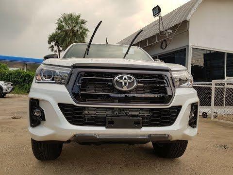 2019 Toyota Hilux Revo Rocco 2800cc Double Cab 4wd Auto Zimbabwe Thailan Toyota Hilux Toyota Revo