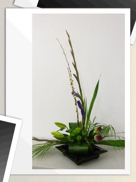 Art Floral occidental Ateliers de Paris