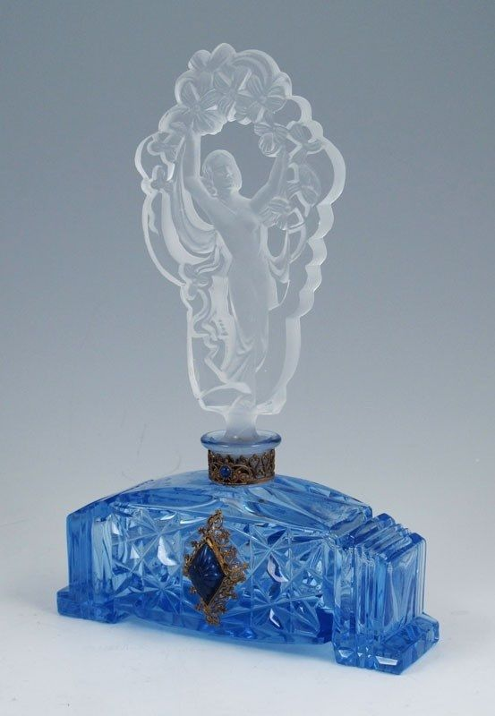 Дизайнерские бутылочки для духов