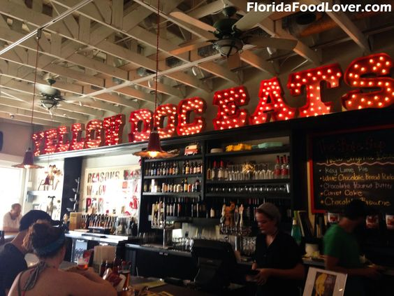 Yellow Dog Eats, New Smyrna Beach | Florida Food Lover
