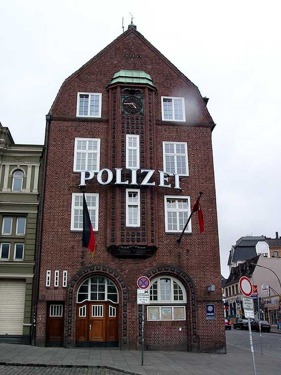 Davidwache - Spielbudenplatz, St. Pauli, Hamburg