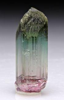 Elbaite from Cruzeiro mine, Sao Jose da Safira, Doce valley, Minas Gerais, Brazil