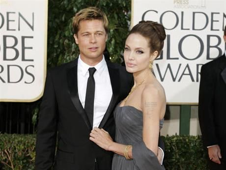 "Moments in Brad and Angelina's Hollywood romance   Irreconcilable differences have brought an end to a Hollywood romance for the ages. Angeline Jolie Pitt filed for divorce from Brad Pitt on Tuesday after 12 years together. A collection of key moments in their relationship.  A HOLLYWOOD MEETING (2003) Co-stars falling in love is about as cliched as it gets but it happens even when one party is married. The scene for Brad Pitt and Angelina Jolie was ""Mr. & Mrs. Smith"" a sexy action comedy…"