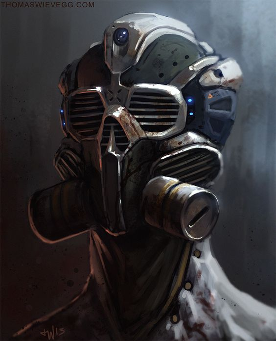 459 Best Retro Future Character Images On Pinterest: Gas Masks, DeviantART And Masks On Pinterest